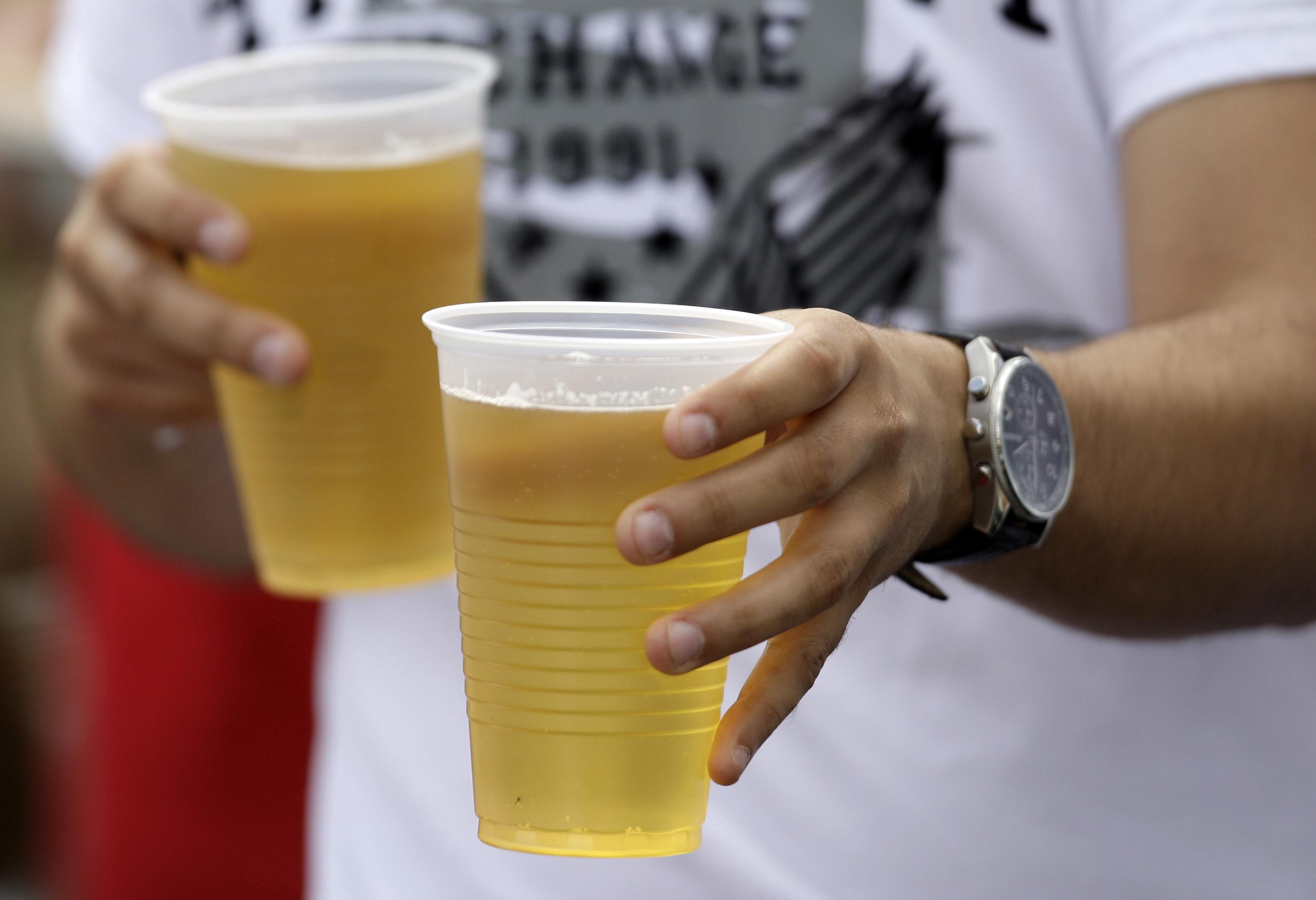 US tariffs hit American beer drinkers