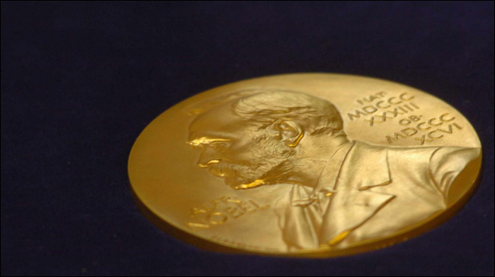 Blank page for Nobel Literature Prize in 2018 awards season