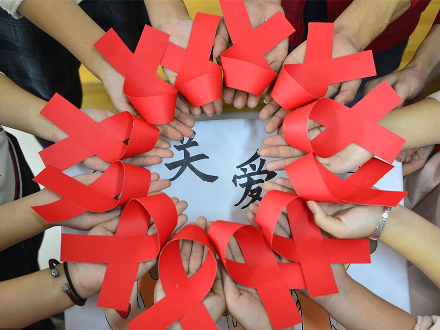 China reports HIV/AIDS numbers, zero infections by blood transfusions