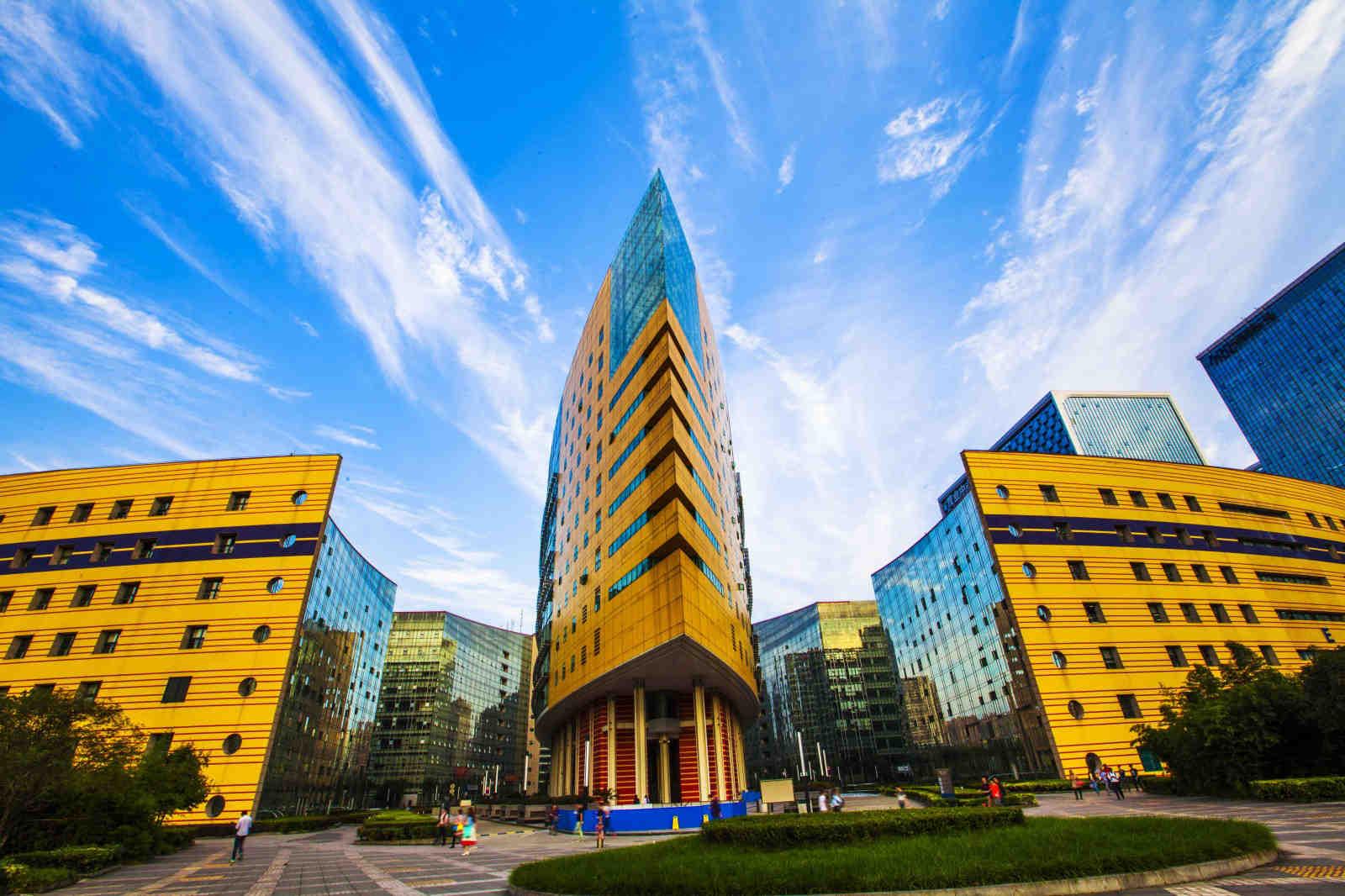 Chengdu Hi-tech Zone: an emerging tech hub