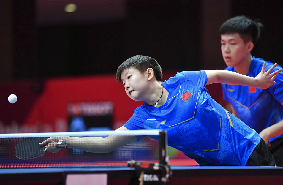 China names 82-strong team for Buenos Aires Youth Olympic Games