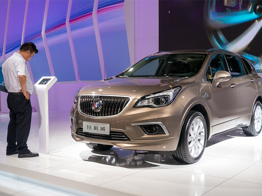 Shanghai General Motors to recall 3.3 million vehicles