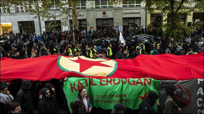 German city braces for protests as Erdogan opens mega mosque