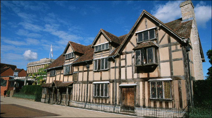 Replica of Shakespeare's Stratford-upon-Avon house to be built in China