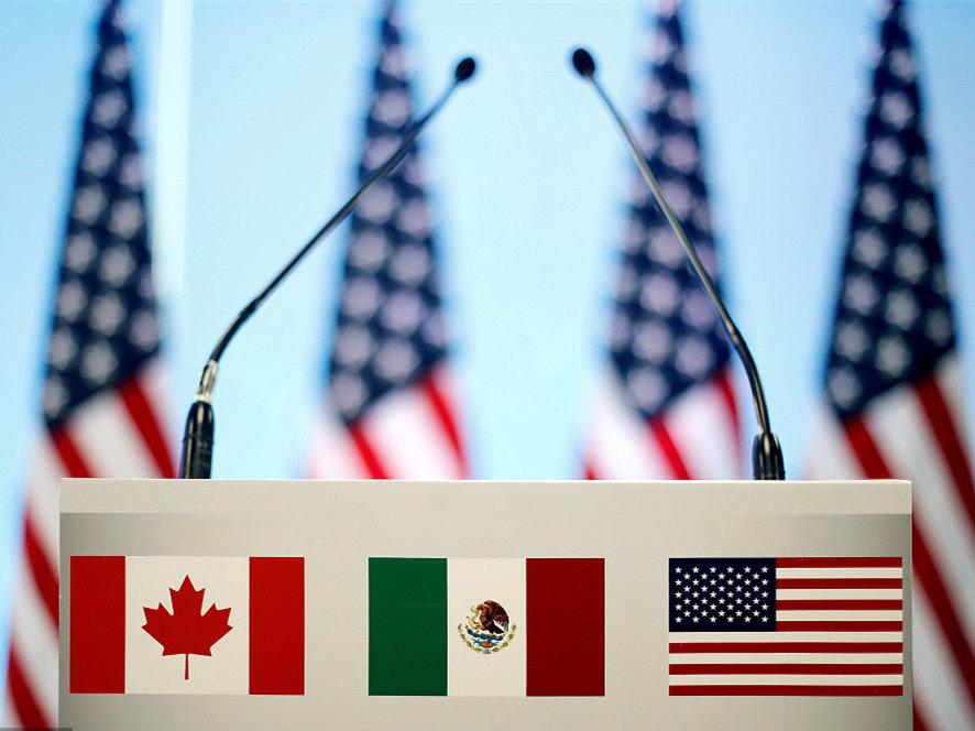US, Canada close to reaching NAFTA deal