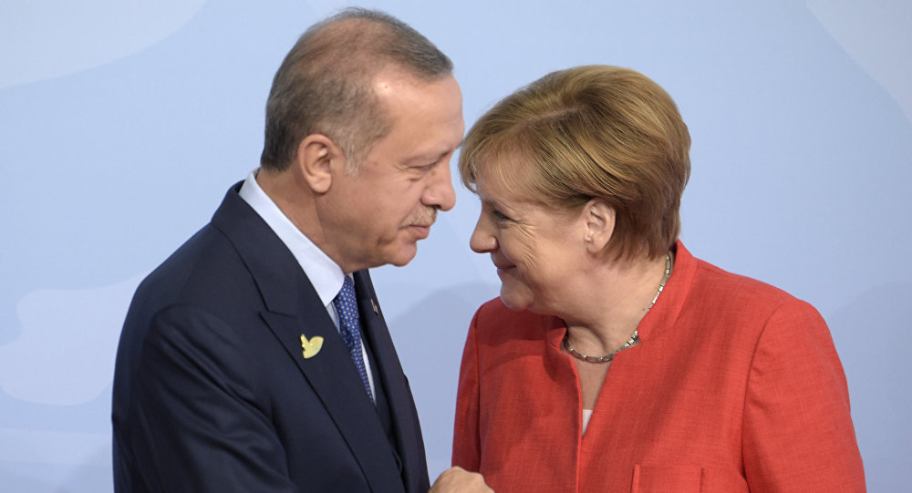Erdogan state-visit warms Turkey-Germany ties