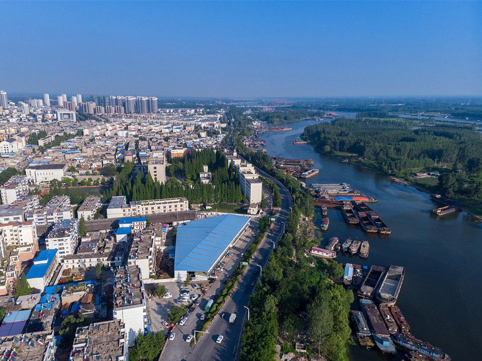 China's Xuzhou City wins UN-Habitat Scroll of Honor for promoting urban renewal