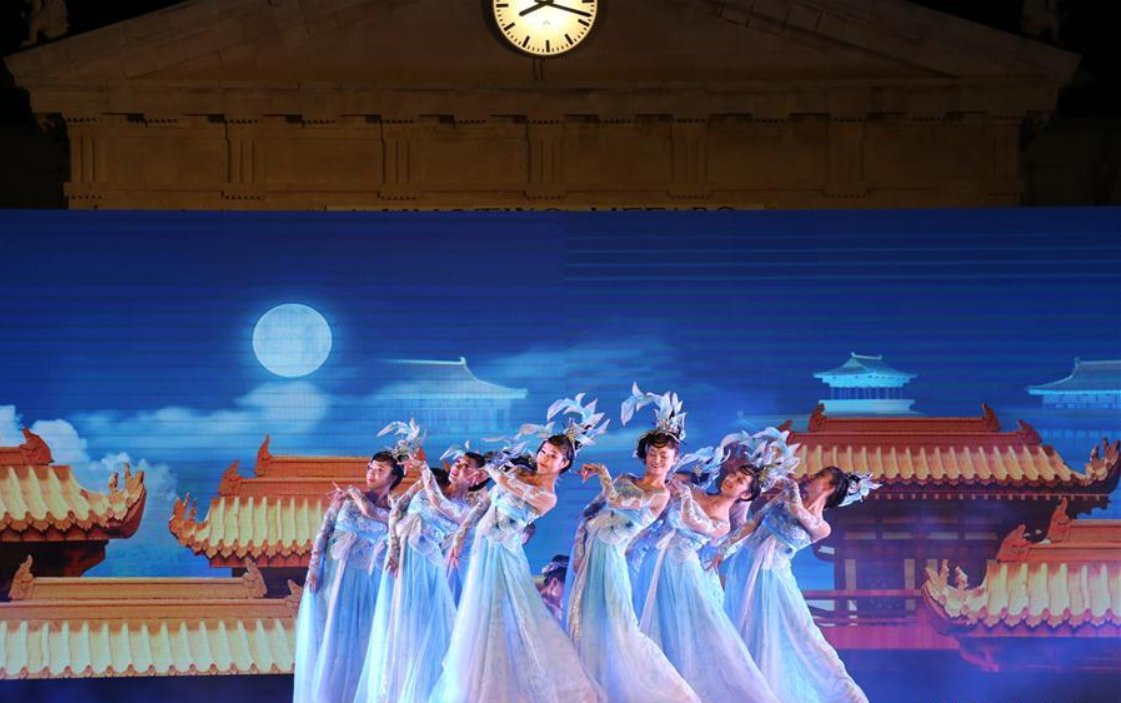 6th Chinese Cultural Night held in Cyprus