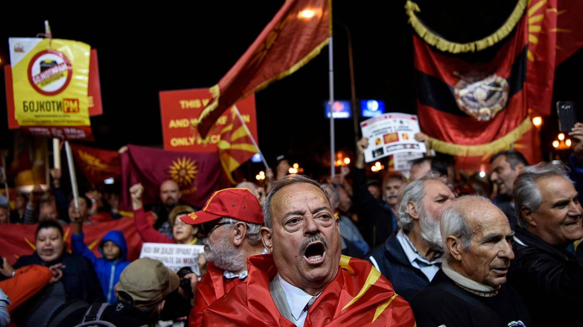 Opinion: Macedonia's referendum: What's in a name?