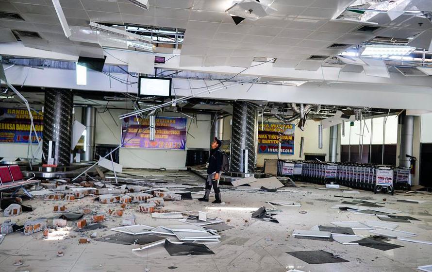 6.0-magnitude quake hits 30 km of Nggongi, Indonesia: USGS