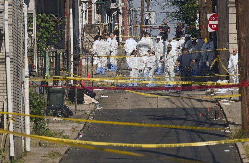 Investigators back on scene of deadly Pennsylvania car blast