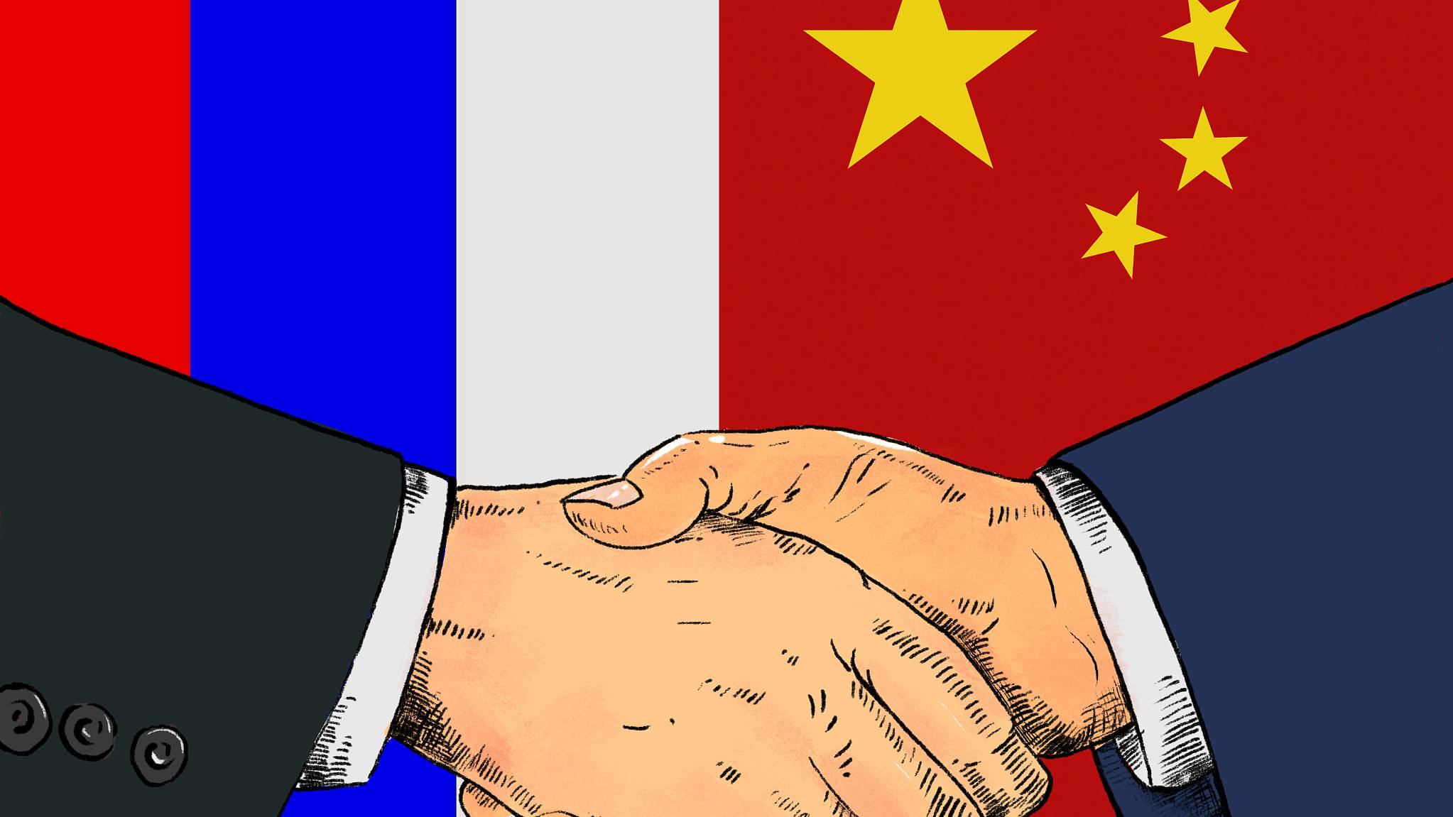 A China-Russia 'entente' might not be a bad thing for the world