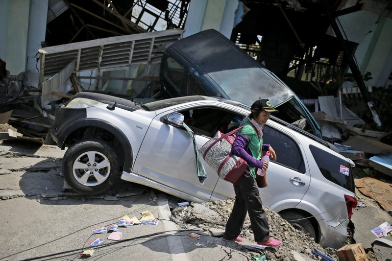 UN provides emergency funds for Indonesia quake relief