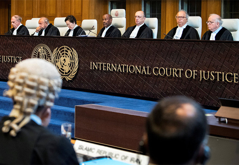 Iran welcomes UN court interim verdict over US sanctions on Iran