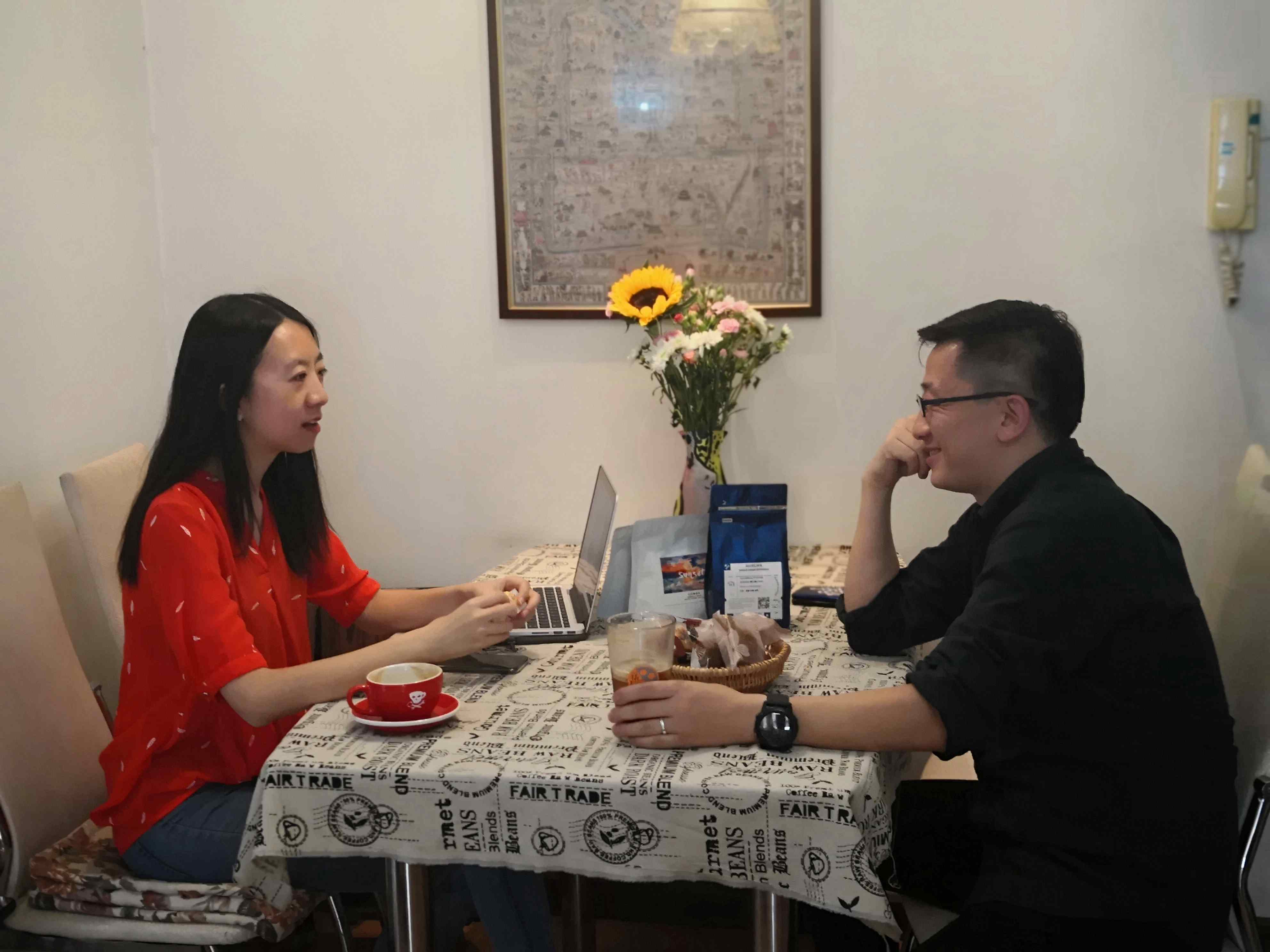 Coffee becomes brew of choice for new Chinese generation