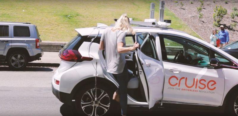 Honda joins GM Cruise to produce new autonomous vehicle