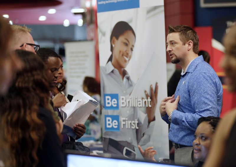 Survey: US companies added a healthy 230,000 jobs last month