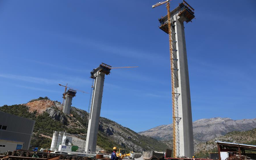 Is Montenegro's highway a debt trap or road to success?