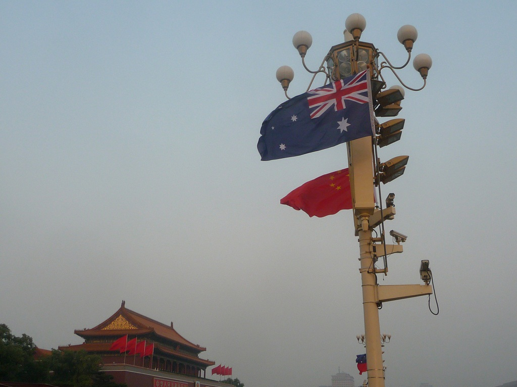 Chinese embassy lashes out at Australian senator's accusation against China