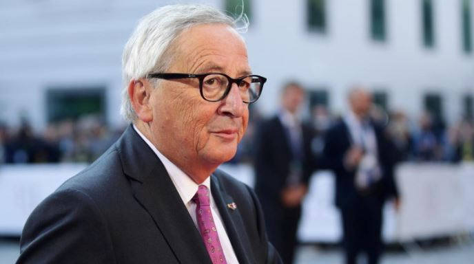 EU's Juncker hopes for Brexit deal in November