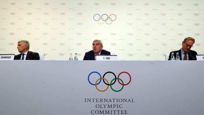 IOC shortlists three final candidates for 2026 Winter Olympics bidding