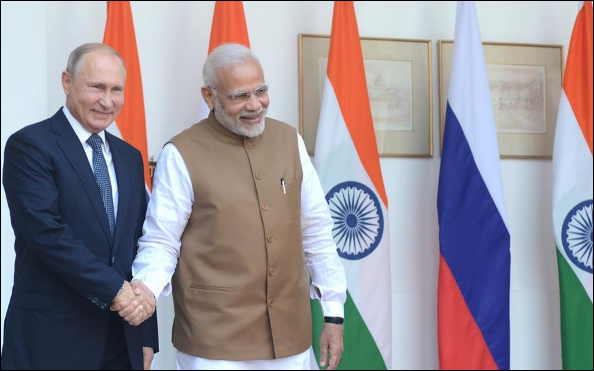 India inks missile deal with Russia