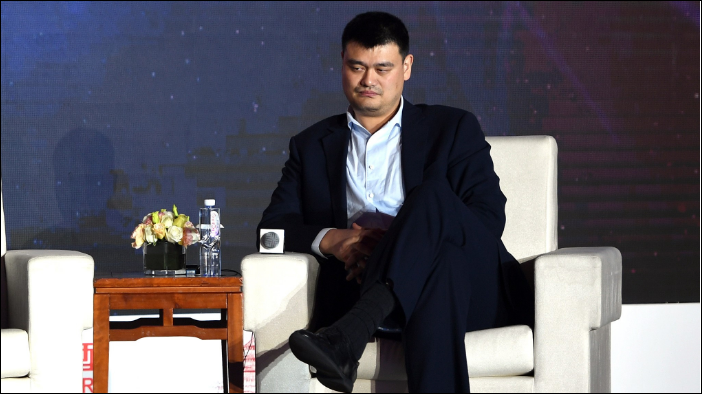 Yao Ming expresses confidence in Chinese basketball