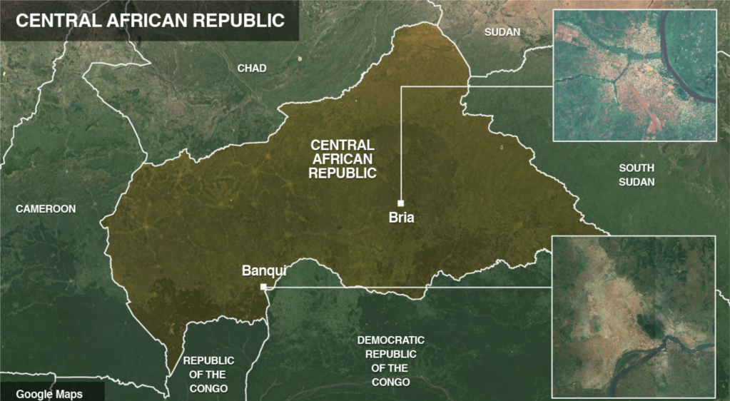 3 Chinese nationals killed in Central African Republic