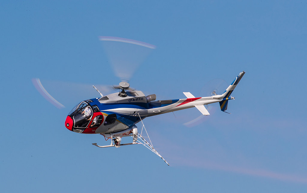 China's AC311A light utility helicopter completes plateau flight tests
