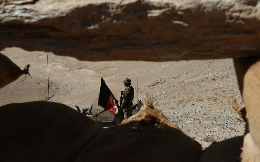 Over 54,000 Afghan troops to be deployed to safeguard elections