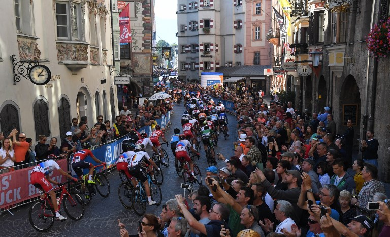 Australia to host 2022 road world cycling championships