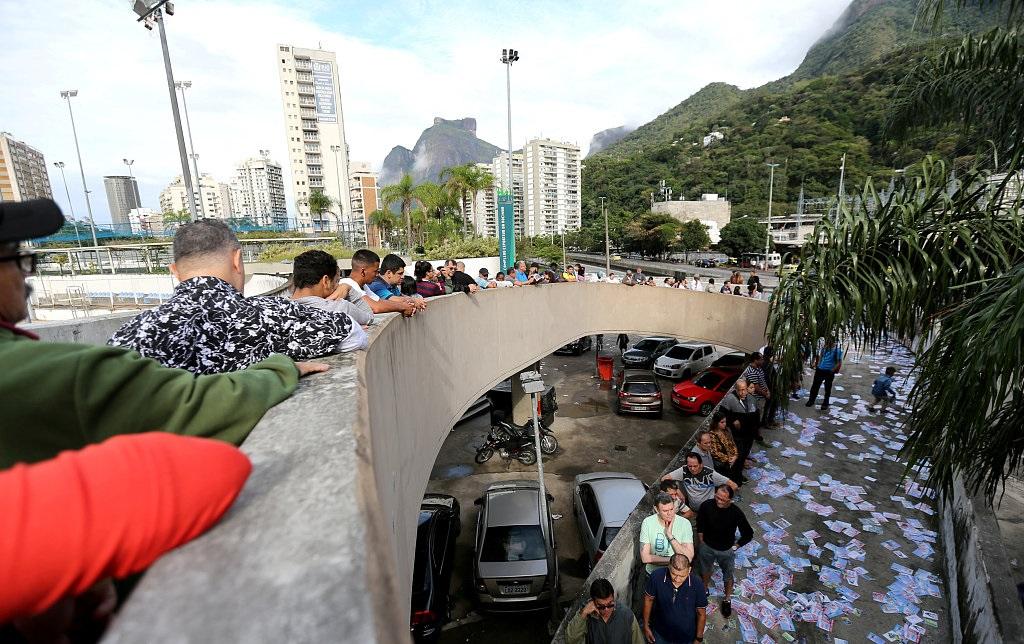Voting begins in divisive Brazil presidential election