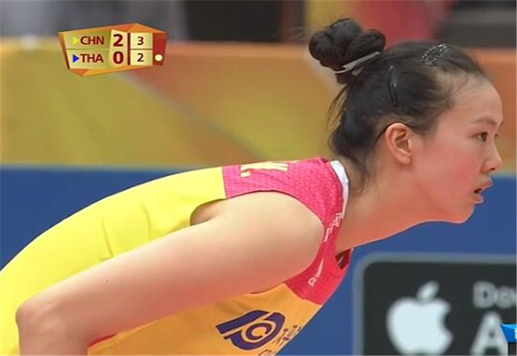 China beat Thailand at women's volleyball worlds