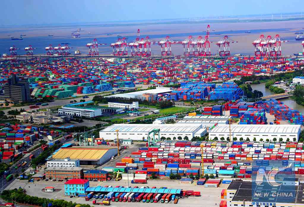 China's accumulated outbound direct investment ranks second worldwide in 2017