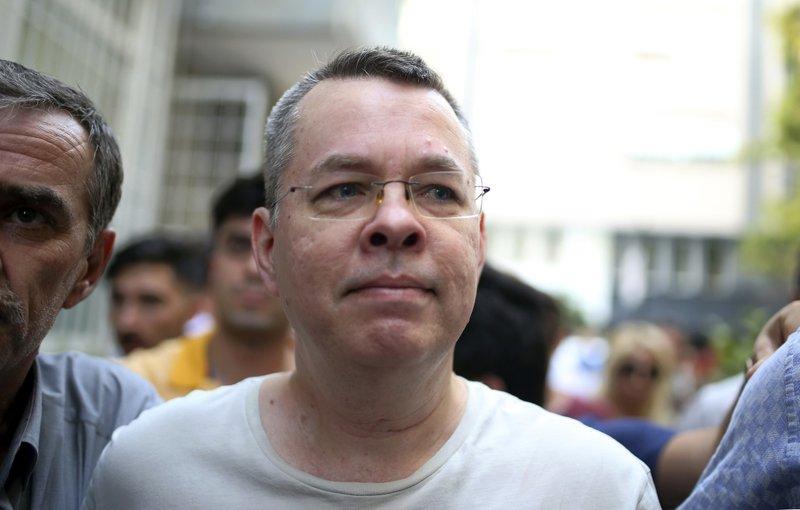 Turkey, US intensify 'silent diplomacy' on jailed pastor case