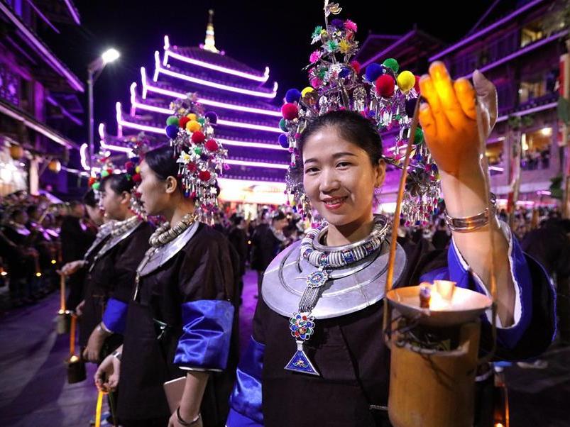 Lusheng fair held in Liuzhou