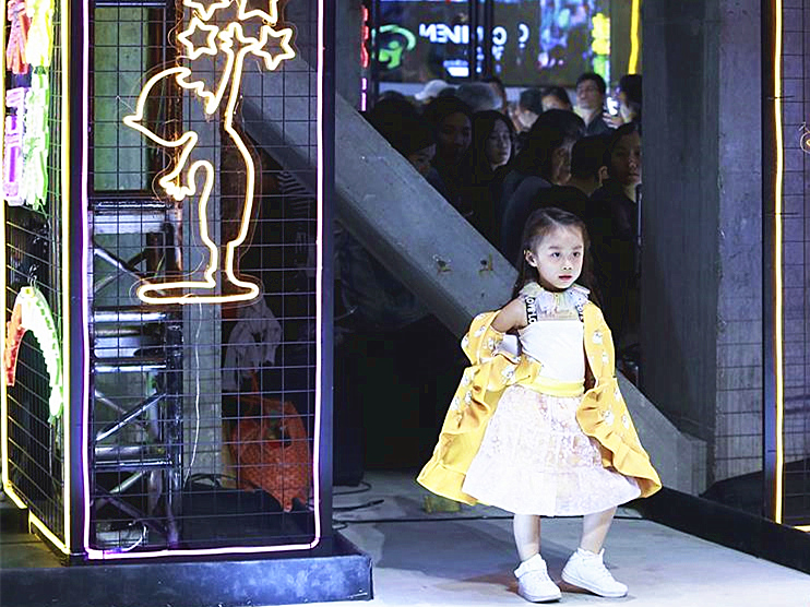 China Int'l Children's Fashion Week concludes