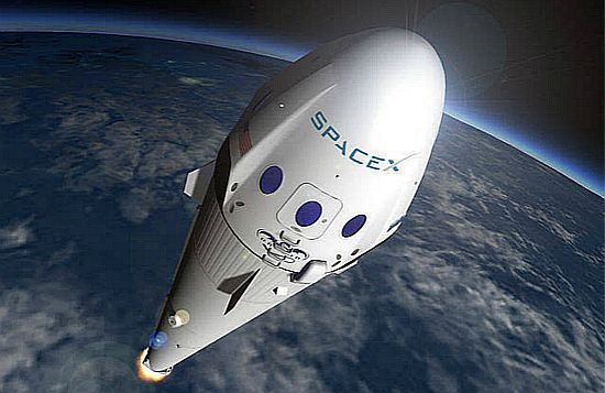 SpaceX launches satellite, recovers rocket on land