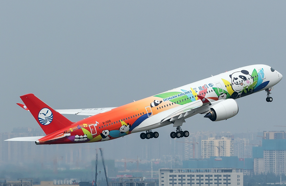 Sichuan Airlines to open Chengdu-Cairo direct air route
