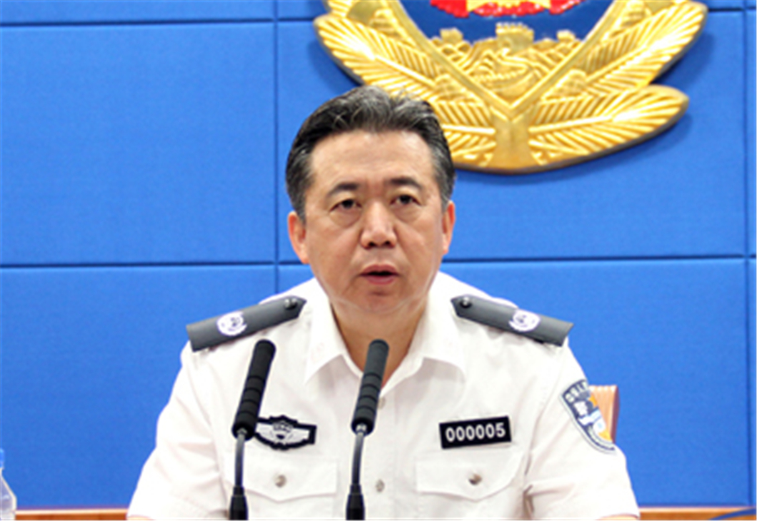 Interpol president resigns amid corruption investigation: Chinese FM
