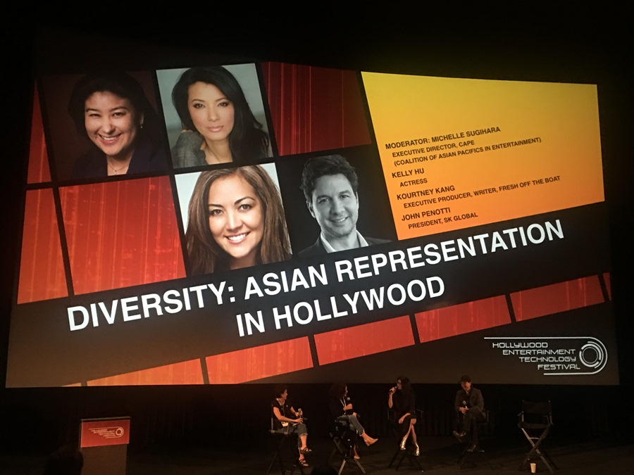 Hollywood Entertainment Technology Festival eyes China-US cross-border opportunities