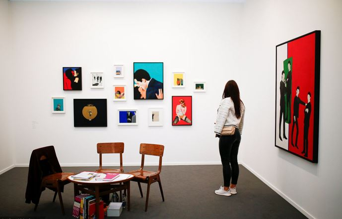 Chinese artists blend innovation with tradition at Frieze Art Fair