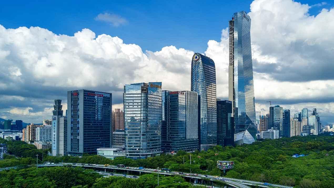 Shenzhen draws youth as a hub of entrepreneurship and innovation