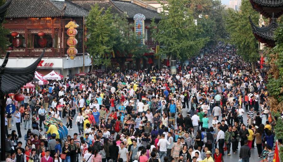 China's national holiday sees strong consumer demand