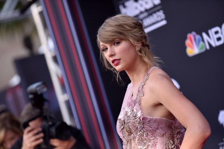 'Bad Blood': Trump sours on Taylor Swift after Dem endorsement