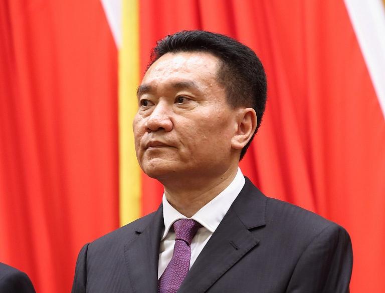 Deputy Party chief of Shenzhen under investigation