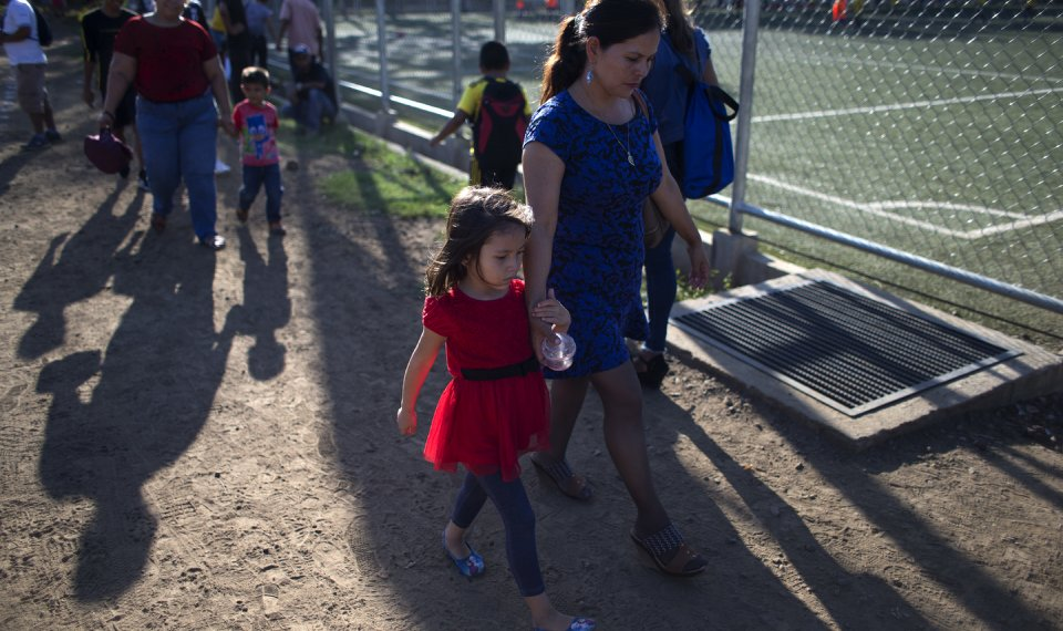 US foster parents sought custody after mom was deported