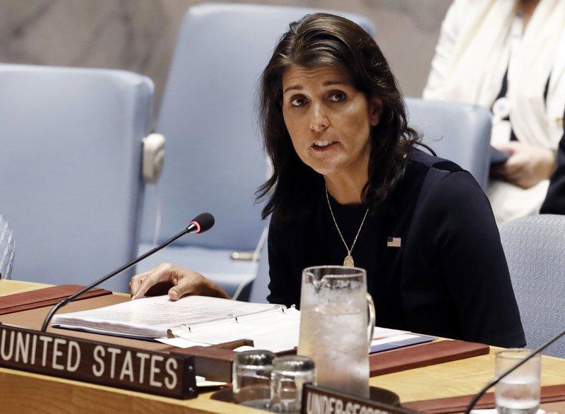 Nikki Haley resigns as Trump's UN ambassador: US media