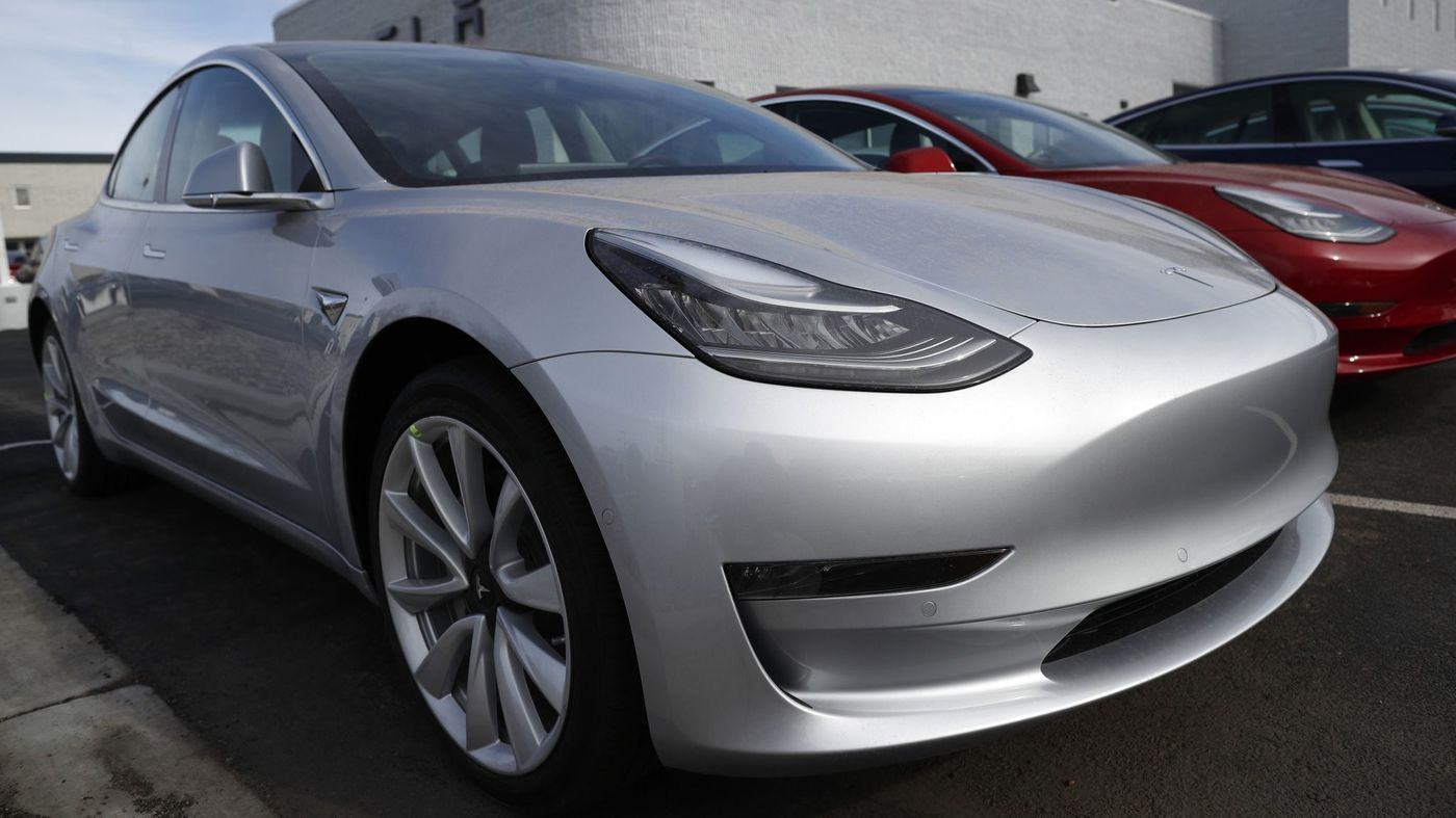 Tesla claims Model 3 sedan as safest vehicle tested by US traffic safety regulator