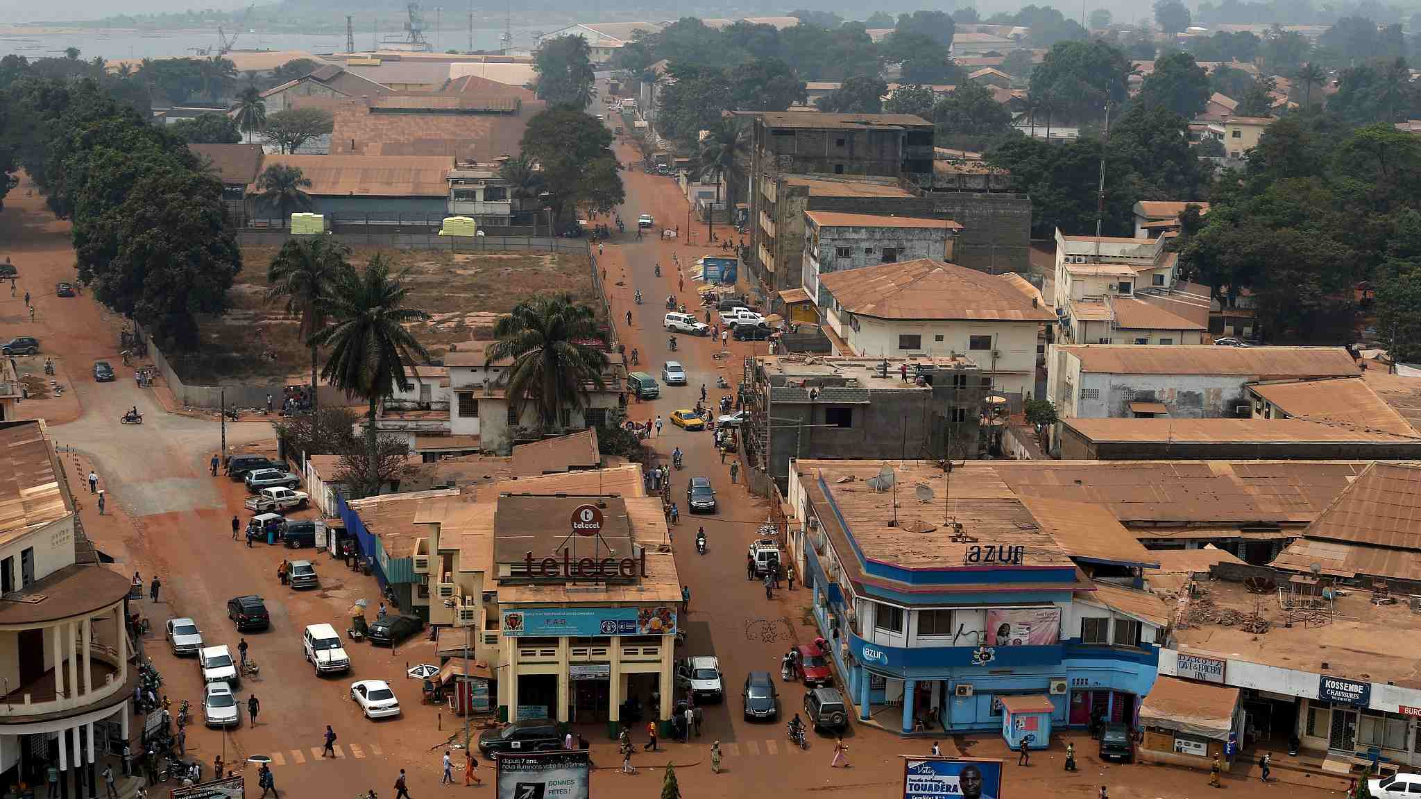 13 arrested over murder of Chinese nationals in Central African Republic